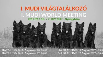 Mudi Worldmeeting